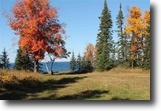 Michigan Waterfront 25 Acres 21113 Point Abbaye Rd, MLS# 1110663