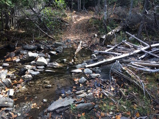 Pure running creek also available. Use on demand pump for drinking water, and/or dig a well.