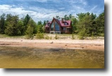 Michigan Waterfront 22 Acres N5107 Rock River Rd, Engadine, MLs# 36277