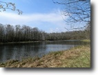 Wisconsin Waterfront 2 Acres Peterson Lake, Iron River, Wi