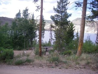 Nearby Willow Creek Reservoir & Campground