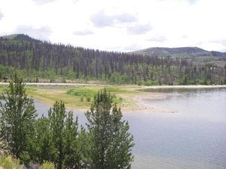 Nearby Willow Creek Reservoir