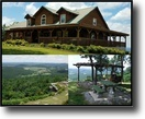 23.40 Acres & Log Cabin in Van Buren Co.