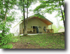 New York Waterfront 1 Acres Waterfront Cottage on Fawn Lake