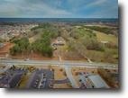 Georgia Land 5 Acres Prime Commercial Real Estate On HWY 81