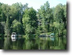 Wisconsin Waterfront 1 Acres 1616 Town Rd K, Florence WI. Mls# 1103620