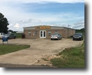 Mississippi Land 1 Acres Commercial Building for Sale in Houston,MS