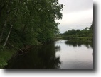 Wisconsin Waterfront 1 Acres Yellow River, Webster, WI
