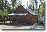 Log Home On 2 Acres In Metcalfe County, KY