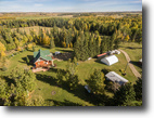 Alberta Farm Land 158 Acres Timeless Beauty on Quater Section!
