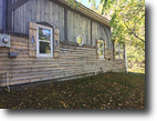 New York Hunting Land 4 Acres Cabin with Pond bordering State Forest
