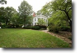 Georgia Land 6 Acres Multi-Zoned 5 BR Historic Greek Revival