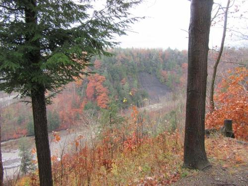 land with pond on sandy creek gorge property lorraine new york