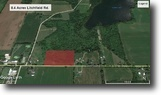 8.4 Acre Buildable Lot Litchfield Michigan