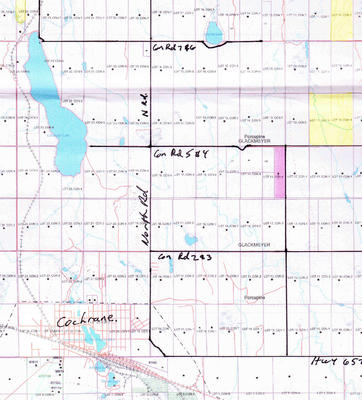file land in glackmeyer township investment property cochrane ontario