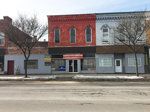 commercial stores belfast ny main street investment property