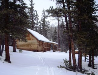 Winter time, Snow shoe,Snow Mobile or ride your horses in.