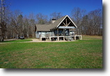 Lake Front House with Acreage