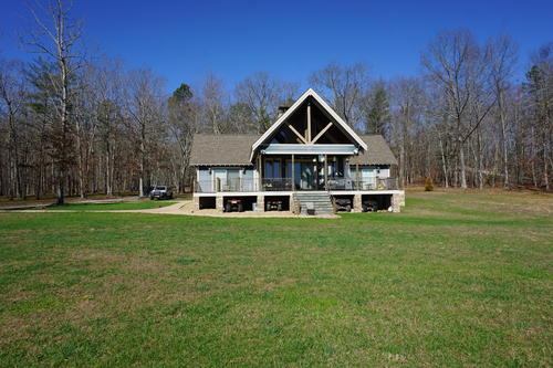 lakefront house with land property graysville tennessee