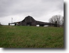 Tennessee Farm Land 25 Acres 25.10ac  Barn,Spring,Mtn Views
