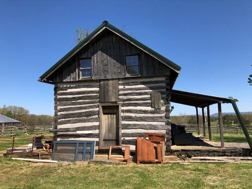 land farm property wirtz virginia