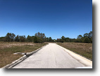 Florida Waterfront 11 Acres Moss Hammock Finished Lots in Sebring