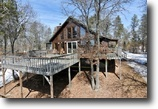 Wisconsin Waterfront 2 Acres Middle Twin, Minong, WI