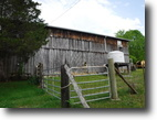 Tennessee Farm Land 110 Acres 110 Ac Farm W/Barn Apartment, Pond,Creek