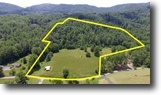 Virginia Land 21 Acres Secluded Mountain Views