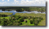 Florida Waterfront 10 Acres Lakefront Land on Chain of Lakes