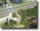 Florida Waterfront 4 Acres 570+ ft of frontage on US HWY 27