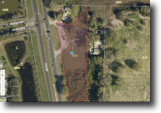 Florida Waterfront 3 Acres 570+ ft of frontage on US HWY 27
