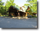 Wisconsin Land 18 Acres Hand-Carved Log Masterpiece