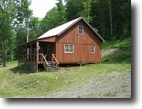 9 acres Cabin Richford NY Tubbs Hill Road