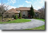 3470 Sq Ft 4 BR, 4 BA home on 8 acres!