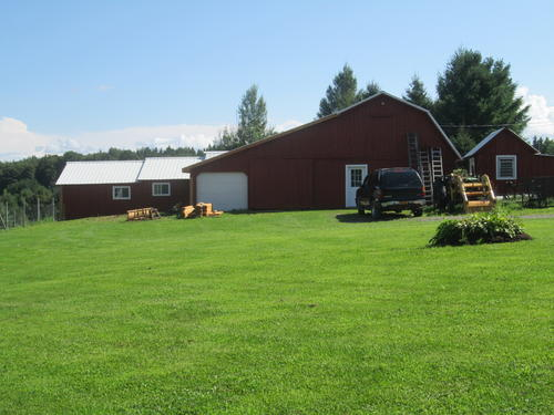 house barns in otselic ny ridge road property