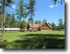Michigan Land 5 Acres The Up North Lodge #1109556