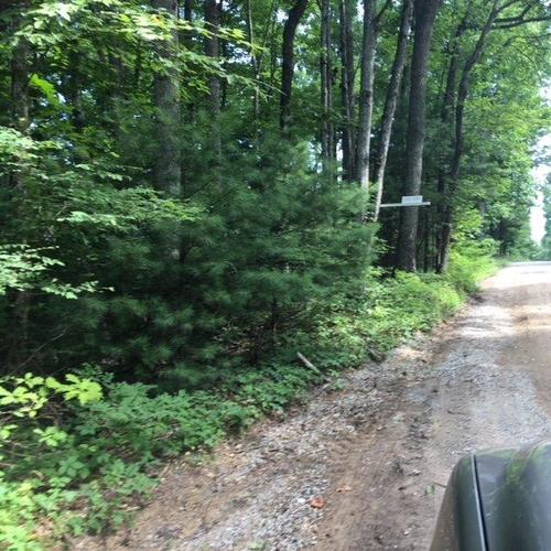 wooded tract mountain property copper hill virginia