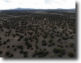 Arizona Ranch Land 37 Acres open space in yavapai county, arizona