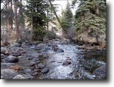 20 acres with Creek Colorado Mining Claim