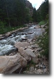 2 Creeks 40 acre Colorado Gold MiningClaim