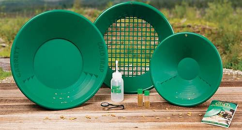 free gold panning kit colorado
