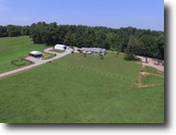 Home On 23 Acres In Metcalfe County, KY