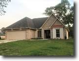 New Construction Home in Mathiston, MS