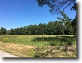 80 Acres for Sale in Calhoun County, MS