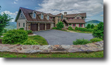Mountaintop Home on 10.49+/- Acres