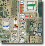South Dakota Farm Land 2 Acres Online Bidding - 3 Com/Retail Bldg Sites