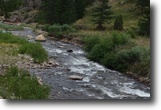 40 acre Colorado Gold Mining Claim w/Creek