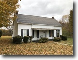 Kentucky Land 1 Acres Country Home In Metcalfe County, KY