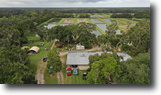 Florida Land 75 Acres Central FL Grass Carp and Game Fish Farm